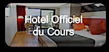 Bouton hotel officiel du cours