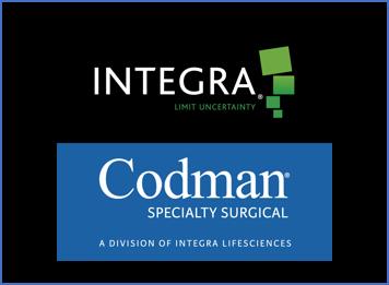 Logo integra codman encadre 1